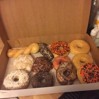 Photo taken at Tastee  Donuts by Randy M. on 10/11/2015