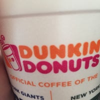 Photo taken at Dunkin' Donuts by Yunus A. on 10/20/2016