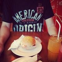 Photo taken at DeJons Burger & Torry Coffee by Eko B. on 5/18/2014