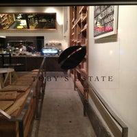 Foto scattata a Toby's Estate Coffee da Olivier G. il 4/20/2013
