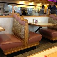 Photo taken at Galaxy Diner by John C. on 3/14/2013