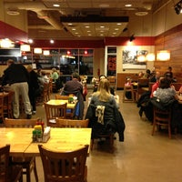 Photo taken at Meatheads Burgers & Fries by John C. on 2/16/2013