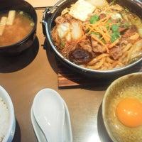 Photo taken at ごはん処 やよい軒 菊川店 by エーカー グ. on 11/29/2013