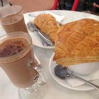 Photo taken at Oh La La Cafe by vianayolanda v. on 4/1/2014