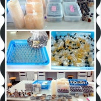 Photo taken at Thesis & Project Of Mycology Room by aNneOlous F. on 3/25/2014