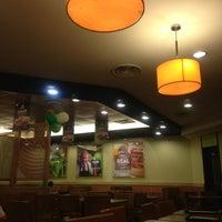 Photo taken at Wendy's by Azwin Nisha A. on 7/28/2013
