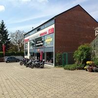 Photo taken at Moto's Borremans by Bas P. on 5/25/2013