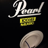 Photo taken at ICONS Music by Alexander M. on 10/8/2013