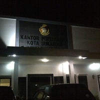 Photo taken at Kantor Pertanahan Kota Sukabumi by Lia I. on 5/6/2014