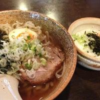 Photo taken at あごだし麺 五島軒 by ygouto on 7/6/2013