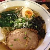 Photo taken at あごだし麺 五島軒 by ygouto on 10/14/2012