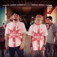 Photo taken at Delarisa Cafe n Resto by Fahry R. on 7/10/2013