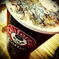 Photo taken at California Coffee by Fabio T. on 11/8/2012