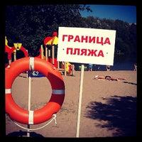 Photo taken at Бассейн by Катерина У. on 7/4/2013