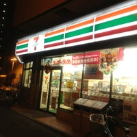 Photo taken at 7-Eleven by 南北 東. on 3/15/2013