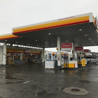 Photo taken at Shell by Gard on 3/11/2018