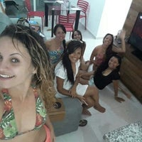 Photo taken at Surf Clube Atalaia by Gracce M. on 10/15/2014