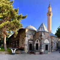 Photo taken at Seyyid Harun Veli Camii ve Türbesi by Yavuz S. on 8/26/2018