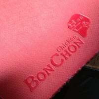 Photo taken at BonChon Chicken by Fernando M. on 1/19/2013