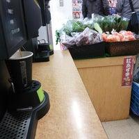 Photo taken at サークルK 大垣アピオ店 by Oishi on 11/13/2014