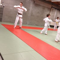 Photo taken at Bby's Judo by Delphine d. on 2/12/2014