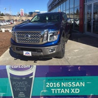 ... Photo Taken At South Colorado Springs Nissan By Dan M. On 2/12/ ...