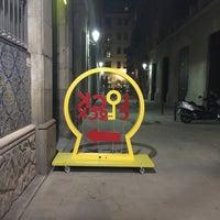 6/9/2016 tarihinde Yulia S.ziyaretçi tarafından Lock-Clock Escape Room Barcelona'de çekilen fotoğraf