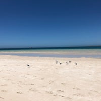 Photo taken at Ningaloo Coral Bay Beach by Brenda T. on 12/7/2017
