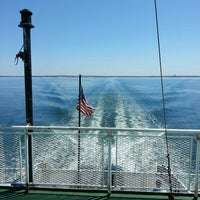 Photo taken at Bridgeport & Port Jefferson Ferry by Pierre F. on 5/2/2013