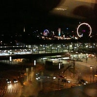 Photo taken at Praterstern by dorgold on 10/28/2012