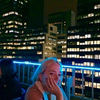 Photo taken at Henry's Roof Top Bar - @RSHotel by sabina b. on 10/2/2014