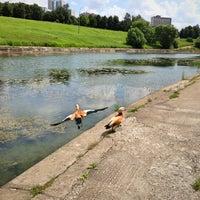 6/11/2013 tarihinde Yura B.ziyaretçi tarafından Парк Олимпийской деревни'de çekilen fotoğraf