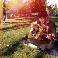 Photo taken at Kinsmen Park by Taylor B. on 8/9/2013