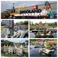 Photo taken at LEGOLAND Malaysia by Arnel A. on 10/5/2013