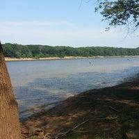 Photo taken at Lake MacBride State Park by Robert M. on 7/7/2013