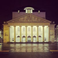 Photo prise au La Monnaie par Christian D. le12/4/2012