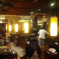 Photo taken at Laowang Hotpot by Andrew G. on 12/18/2012