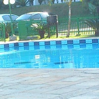 Photo taken at Piscina - Condominio Jardins E Quintais by Mariana C. on 5/3/2013
