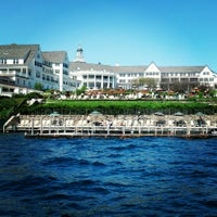 Photo taken at The Sagamore by Nicole B. on 7/6/2013