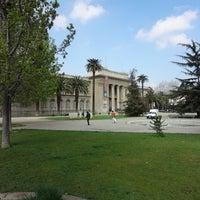 Photo taken at Parque Quinta Normal by Museo Nacional de Historia Natural C. on 10/10/2012