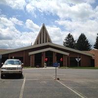 Photo taken at Christ Our King Presbyterian Church by Jennifer D. on 5/9/2013