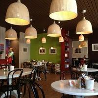 Снимок сделан в Any.pasta.pizza.bar пользователем Lera R. 6/5/2013