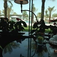Photo taken at The Ritz-Carlton Bahrain by Lama A. on 6/20/2013