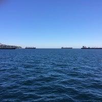 Photo taken at Gibraltar Bay by Dmitrii N. on 4/28/2014
