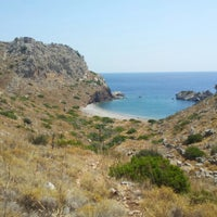 Photo taken at Limnioniza beach by Ton F. on 8/13/2013