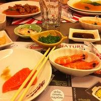 Photo taken at Oishi Buffet by Tooktikk D. on 10/28/2012