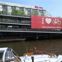 Photo taken at ibis Amsterdam Centre by Cleopatra T. on 4/25/2014