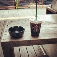 Photo taken at Starbucks by starlucks on 10/17/2012