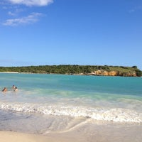 Photo taken at Playa Sucia by Houri G. on 1/1/2013