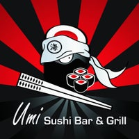 Photo taken at Umi Sushi Bar & Grill by Umi Sushi Bar & Grill on 4/28/2015